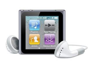 New iPod Nano 16GB - Graphite