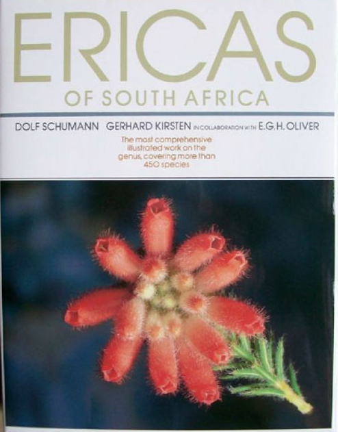 Ericas of South Africa