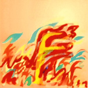 Flamme, click for animation