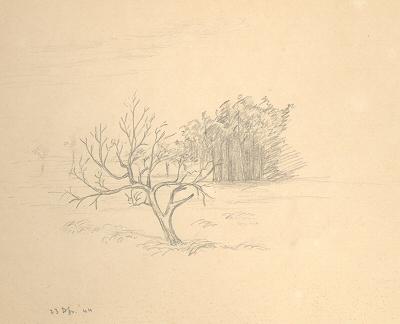Miniature sketches by frikkie snijman for Sonder bureau 13