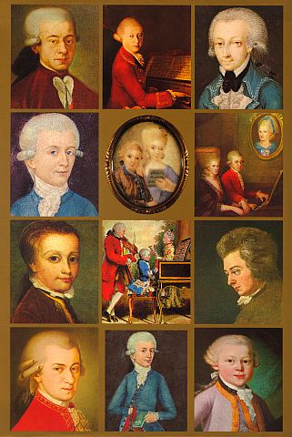 Amadeus mozart 1997 by joe damato - 1 part 7